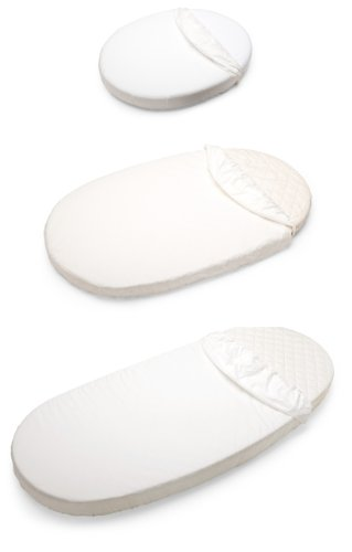 S/ábana Bajera /® Mini Blanco Stokke