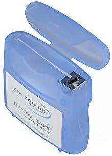 10er Pack Zahnseide gewachst - Oral Prevent Dental Tape - 10x 35m