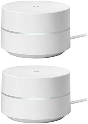 Google 2 Pack Wi-Fi Router (Renewed)