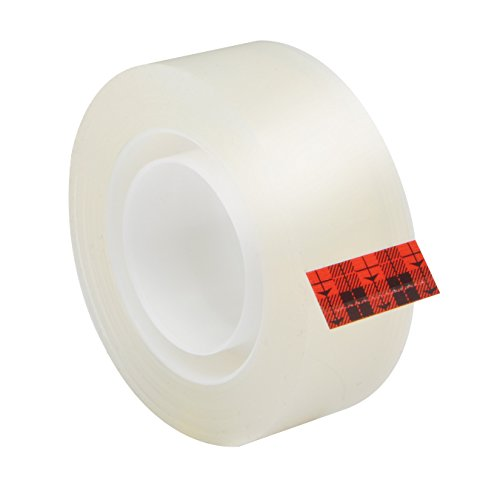Scotch Brand Super-Hold Tape, Standard Width, 50% More Adhesive, Glossy Finish, Engineered for Repairing, 3/4 x 600 inches, 2 Dispensered Rolls (198DM-2) Photo #3