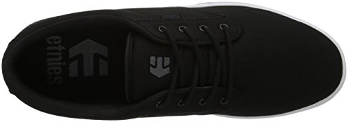 Etnies JAMESON 2 ECO - zapatilla deportiva de material sintético hombre Negro (black/white/gum)