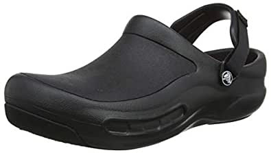 Crocs Unisex Adults Bistro Pro Clog, Black, M4W6