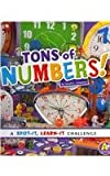 Tons of Numbers!, Sarah L. Schuette, 1476540128