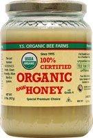 ys organic raw honey - 5