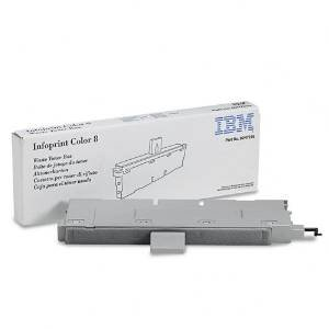 Ibm Waste Toner - 02N7219 IBM Infoprint Color 8 waste toner box