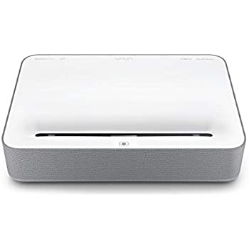 VAVA 4K UHD Laser TV Home Theatre Projector | Bright 2500 Lumens | Ultra Short Throw | HDR10 | Built-in Harman Kardon Sound Bar | ALPD 3.0 | Smart Android System