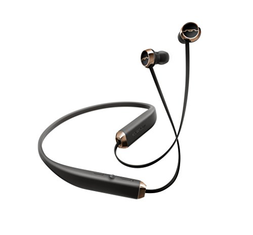 SOL Republic Shadow Wireless In-Ear Headphones (Black/Rose Gold)