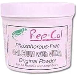 Rep - cal Fine Calcium Powder 5.2oz