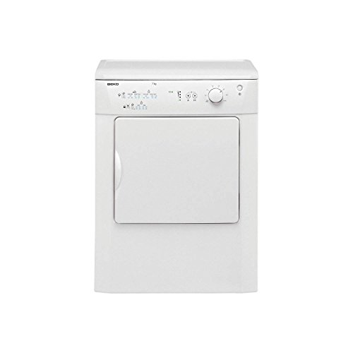 beko 7kg vented dryer