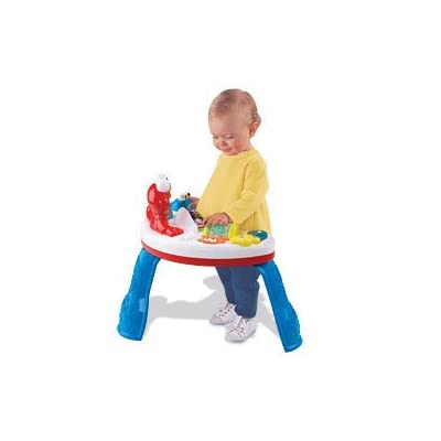 Fisher-Price: Elmo's Sing & Teach Table: Office Products