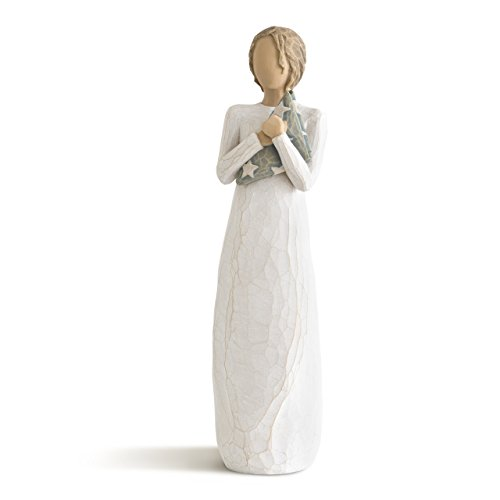 Willow Tree hand-painted sculpted figure, Hero ()