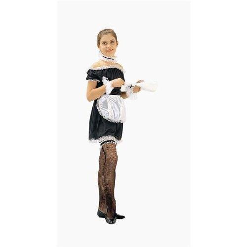 Upstairs Maid Costumes (Upstairs French Maid Child Costume)