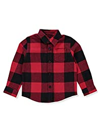 French Toast Boys' L/S Button-Down Shirt