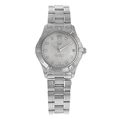 Tag Heuer Aquaracer Quartz Female Watch WAF1312.BA0817 (Certified Pre-Owned) by Tag Heuer