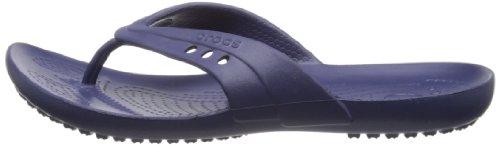 Donna Flip Navy W Nautical Flop Crocs Kadee Sandali qCXxZw