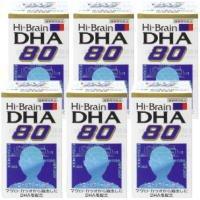 全てのアイテム ハイブレーンDHA80 6個 B005P590LK B005P590LK, プリテク村:e23f9085 --- irlandskayaliteratura.org