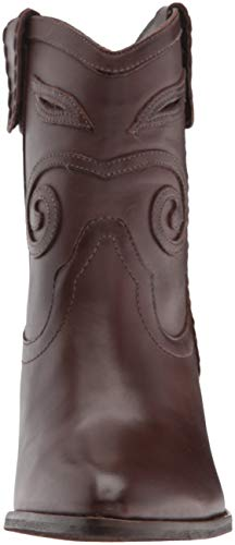 Dark Santana Ankle Carlos Brown by Boot Austin Carlos Women's wqAOpBna