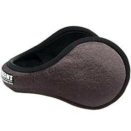 Gorgonz Pro Charcoal Fleece Ear Warmers