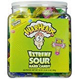 Warheads Extreme Sour Hard Candy - PACK OF 720 by Warheads