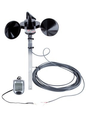 Pole Mount Anemometer by Inspeed PM25