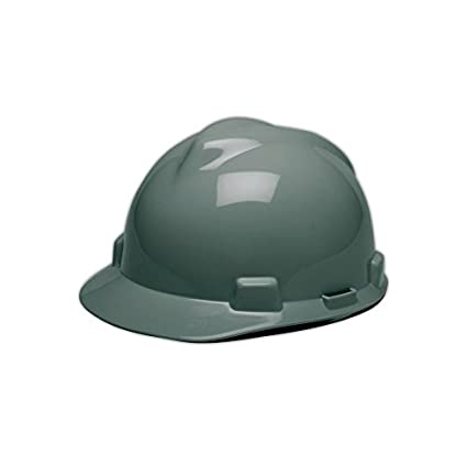 9b52ef09fb4 Image Unavailable. Image not available for. Color  MSA 463948 V-Gard Hard  Hats ...