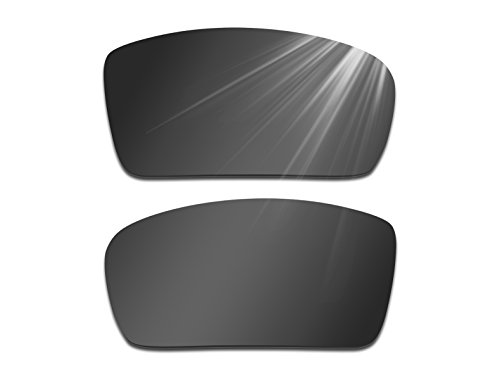 Glintbay Harden Coated Replacement Lenses for Oakley Gascan Sunglasses - Polarized Advanced - Replacement Sunglasses Parts