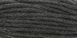 C&C 6-Strand Embroidery Floss 8.75yd-Dark Pewter Grey for sale  Delivered anywhere in USA