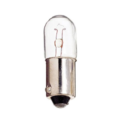 Norman Lamps 1847x100 Miniature Light Bulb, 6.3 Volts, 0.15 Amps (Pack of 100)