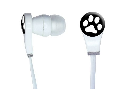 Graphics More Paw Print Ear