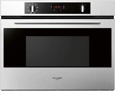 Fulgor Milano F1SP30S1 100 Series 30 Inch 2.8 cu. ft. Total Capacity Electric Single Wall Oven, in Stainless Steel