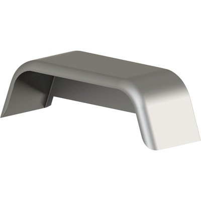 Tow Zone Jeep-Style Steel Fender With Skirt - Fits 8in.-1...