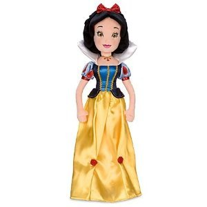 Disney Snow White Plush Doll -- 20''