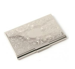 Floral embossed business card case silver tone buy online in uae floral embossed business card case silver tone buy online in uae electronics products in the uae see prices reviews and free delivery in dubai reheart Choice Image