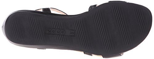 Black1001 Bouillon Women's Sandals Black ECCO 7PnHAF