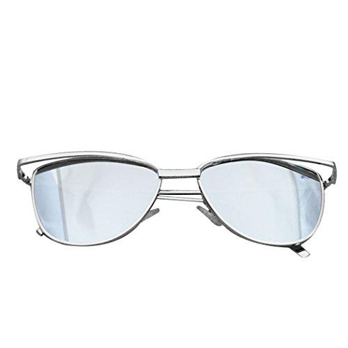 nuances sûres teintées gomme totalement lentille oeil 100 protection de de chat vintage femme confortables UV de couleur résistantes soleil 2 très Lunettes XWB et wq4z8qU