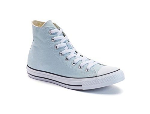 Converse Unisex Chuck Taylor All-Star High-Top Casual Sneakers in Classic Style and Color and Durable Canvas Uppers Polar Blue original M8JifDxTn