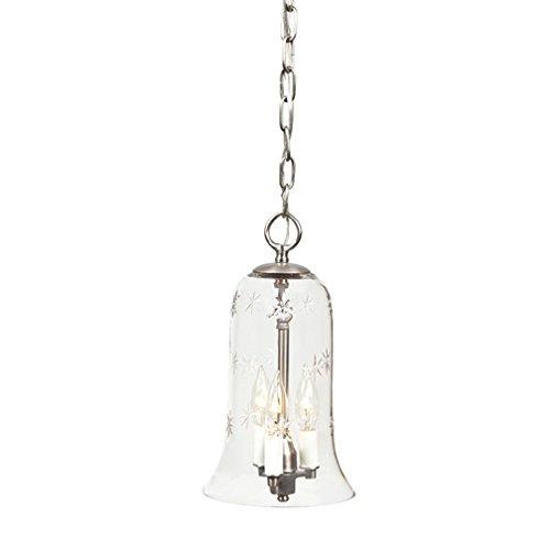 Small Bell Jar Pendant Lights in US - 5
