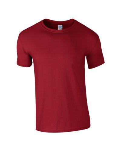 Gildan Softstyle™ Adult Ringspun T-Shirt Cardinal Red XL - Adult Cardinal Red T-shirt