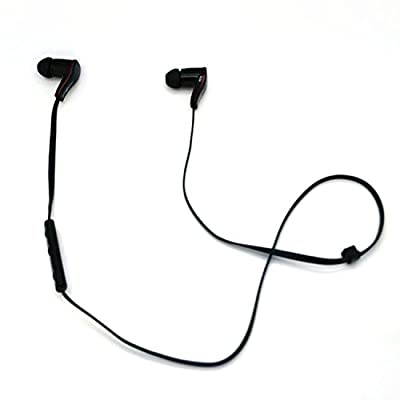 BMT Bluetooth 4.0 Wireless Music Stereo Sport In-ear Headphone with Mic