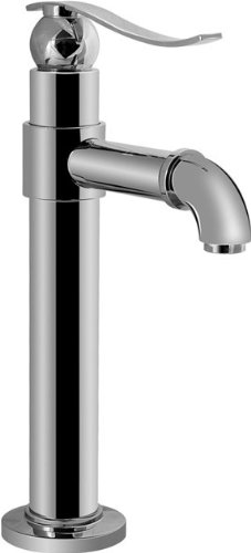 Chrome Bali Polished Faucet - Graff G-2105-LM20-PC - Bali Vessel Lavatory Faucet - Polished Chrome Finish