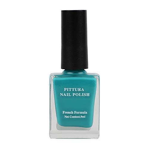 Buy Miniso Pittura Nail Polishes Long Lasting Nail Paint 02turquoise Green Online At Low Prices In India Amazon In