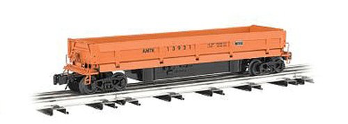 O-27 Track Uncoupling - Williams by Bachmann Amtrak O Scale Operating Coal Dump Car