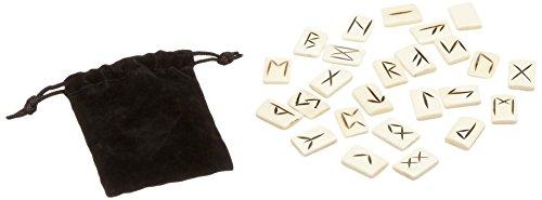 Bone Rune Stone Set