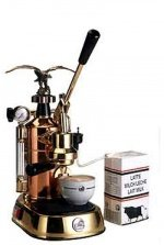 La Pavoni palanca manual cafetera expreso pdh Professional – Made in Italy