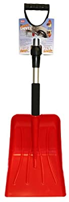 Hopkins 222-E Mallory Telescopic Emergency Shovel with Foam Grip (Colors may vary)