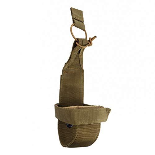 ROSENICE Nylon Water Bottle Carrier Belt Holder Pouch Perfect for Hiking ()