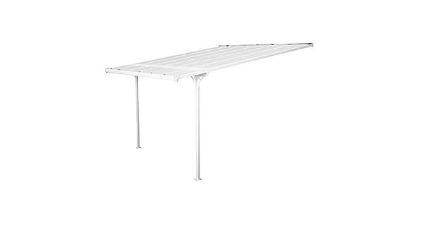 Evergreen Pergola Carport de aluminio cubierta de ...