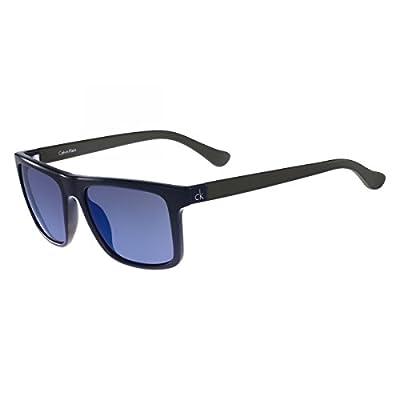 Sunglasses CK 3177 S 414 SHINY DARK BLUE