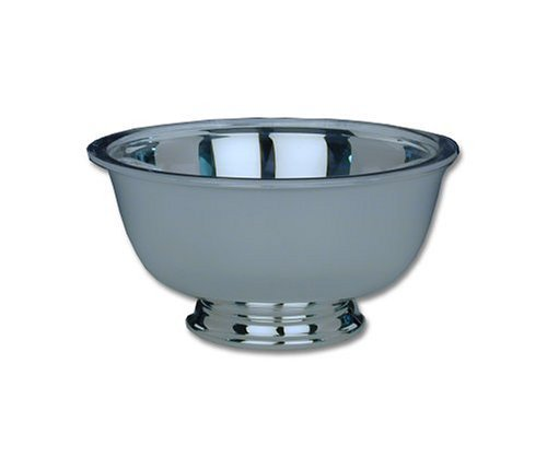 Reed & Barton Paul Revere 8-Inch Silver-plated Bowl (Revere Silver Bowl Plated)
