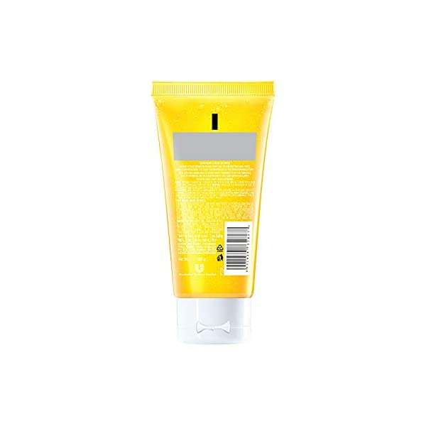 Lakmé Blush & Glow Facewash, Lemon Fresh, 100g 2021 August Soft cleansing beads Anti-oxidant. Ideal For Men & Women Freshens skin